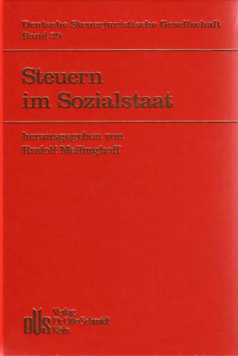 Steuern im Sozialstaat