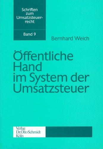 Öffentliche Hand im System der Umsatzsteuer