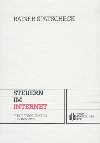 Steuern im Internet