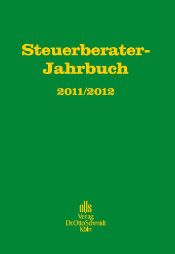 Steuerberater-Jahrbuch 2011/2012