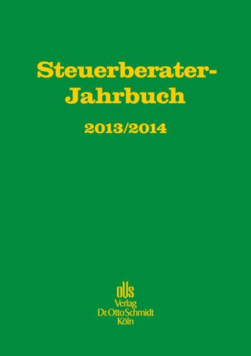Steuerberater-Jahrbuch 2013/2014