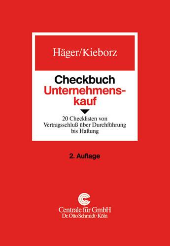 Checkbuch Unternehmenskauf
