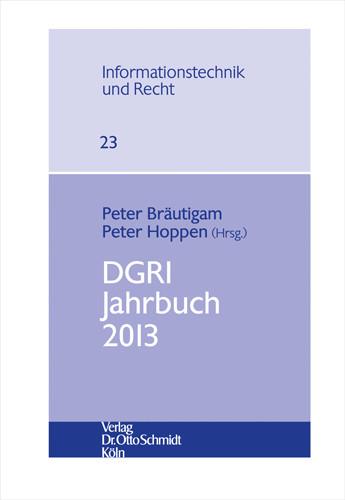 DGRI Jahrbuch 2013