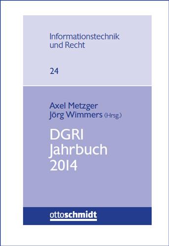 DGRI Jahrbuch 2014