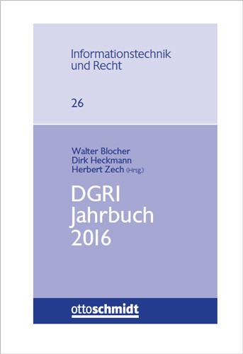 DGRI Jahrbuch 2016