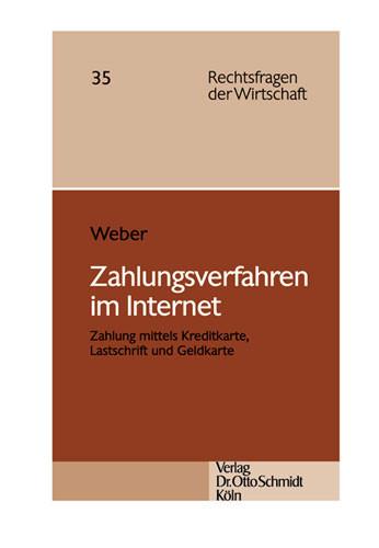 Zahlungsverfahren im Internet