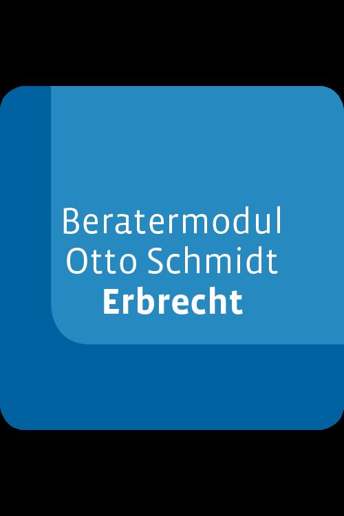 Beratermodul Otto Schmidt Erbrecht