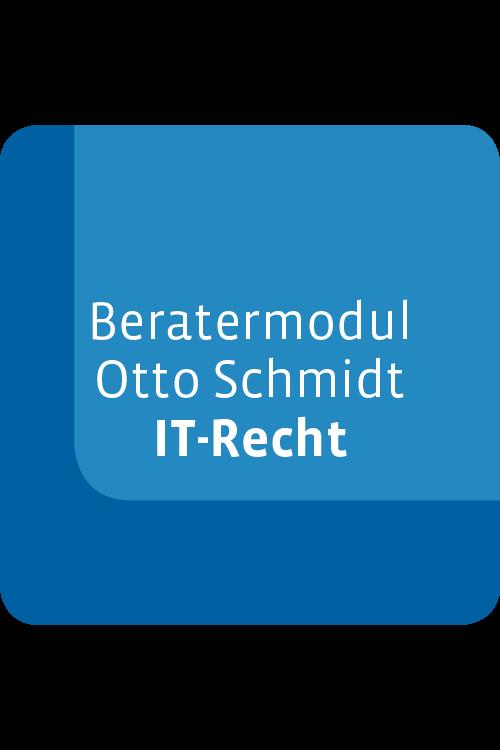 Beratermodul Otto Schmidt IT-Recht