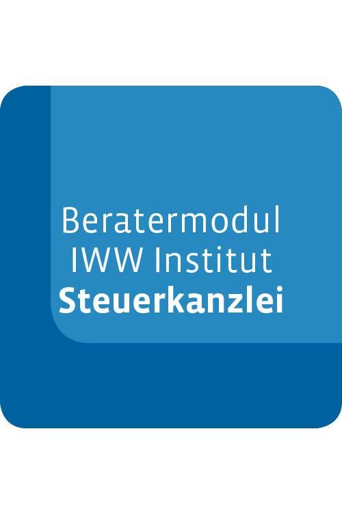 Beratermodul IWW Institut Steuerkanzlei