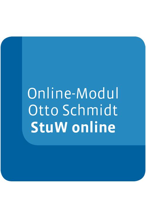 Online-Modul Otto Schmidt StuW online