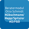 Beratermodul Otto Schmidt Hübschmann/Hepp/Spitaler AO/FGO