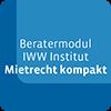 Beratermodul IWW Institut Mietrecht kompakt