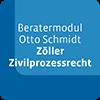 Beratermodul Otto Schmidt Zöller Zivilprozessrecht