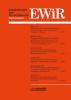 EWiR – Entscheidungen zum Wirtschaftsrecht