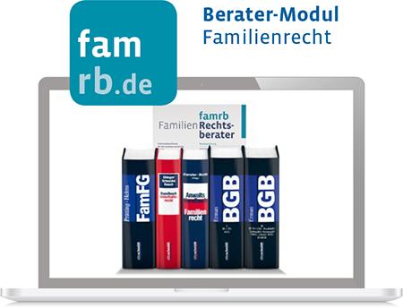 Berater-Modul Familienrecht