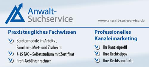 Anwalt-Suchservice