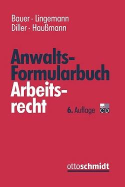 Anwalts Formularbuch Arbeitsrecht Bücher Verlag Dr Otto Schmidt