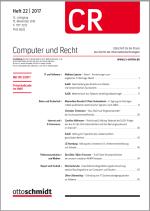 Mediadaten Computer und Recht