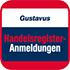 Gustavus Handelsregisteranmeldungen