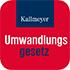 Kallmeyer Umwandlungsgesetz
