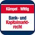 Kümpel Bank- und Kapitalmarktrecht