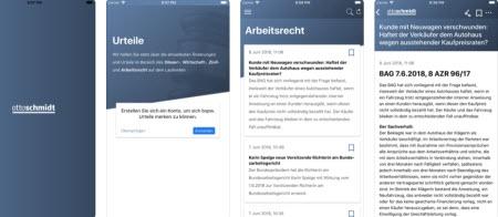 Urteile App iOS