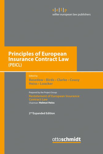 Principles of European Insurance Contract Law (PEICL)