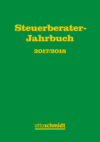 Steuerberater-Jahrbuch 2017/2018
