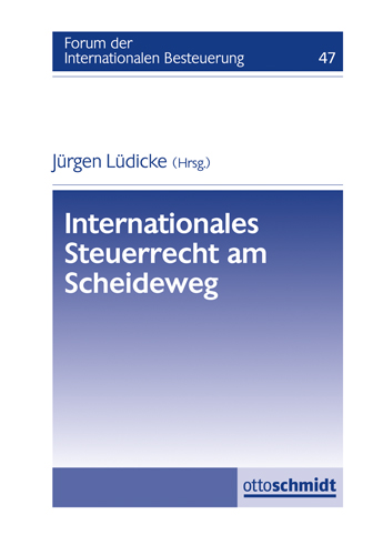 Ansicht: Internationales Steuerrecht am Scheideweg